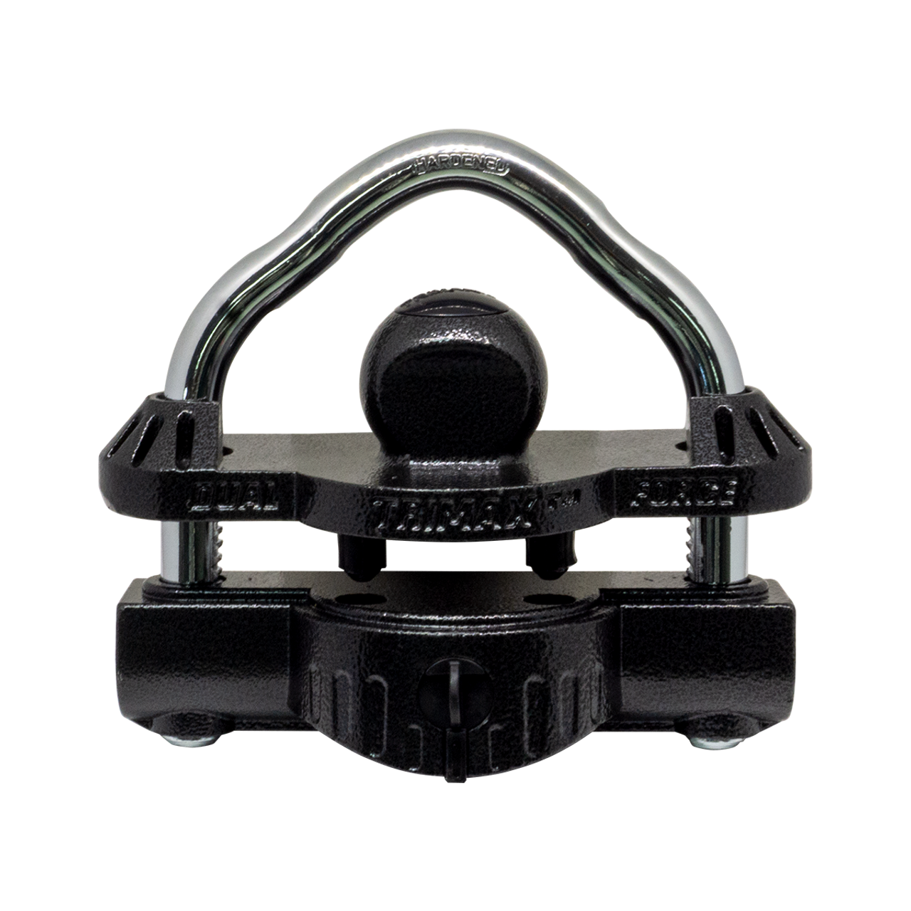 UMAX50D --- Trimax™ Universal Dual Trailer Coupler Lock