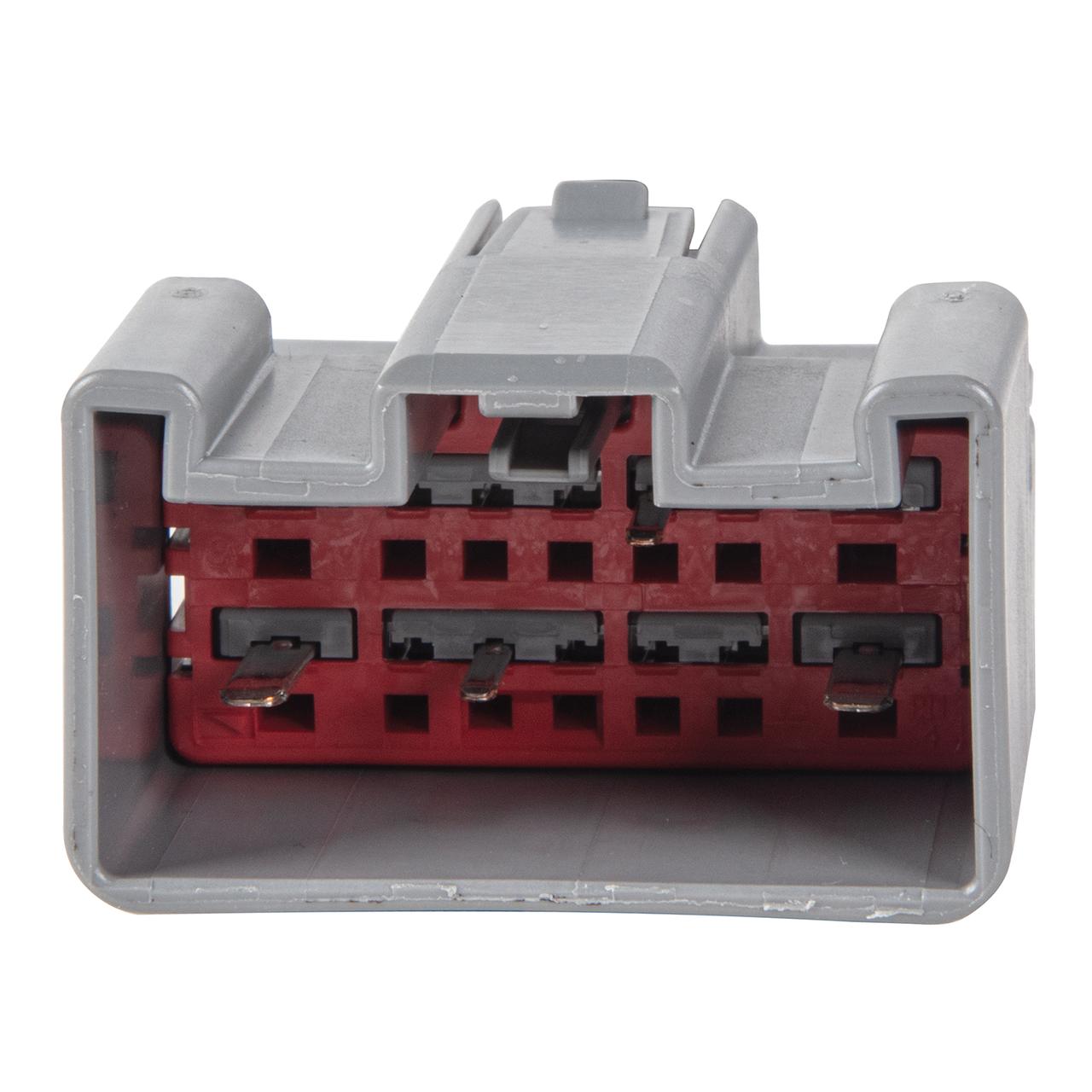 3077 --- Tekonsha Brake Control Dual Plug Wiring Harness - Ford