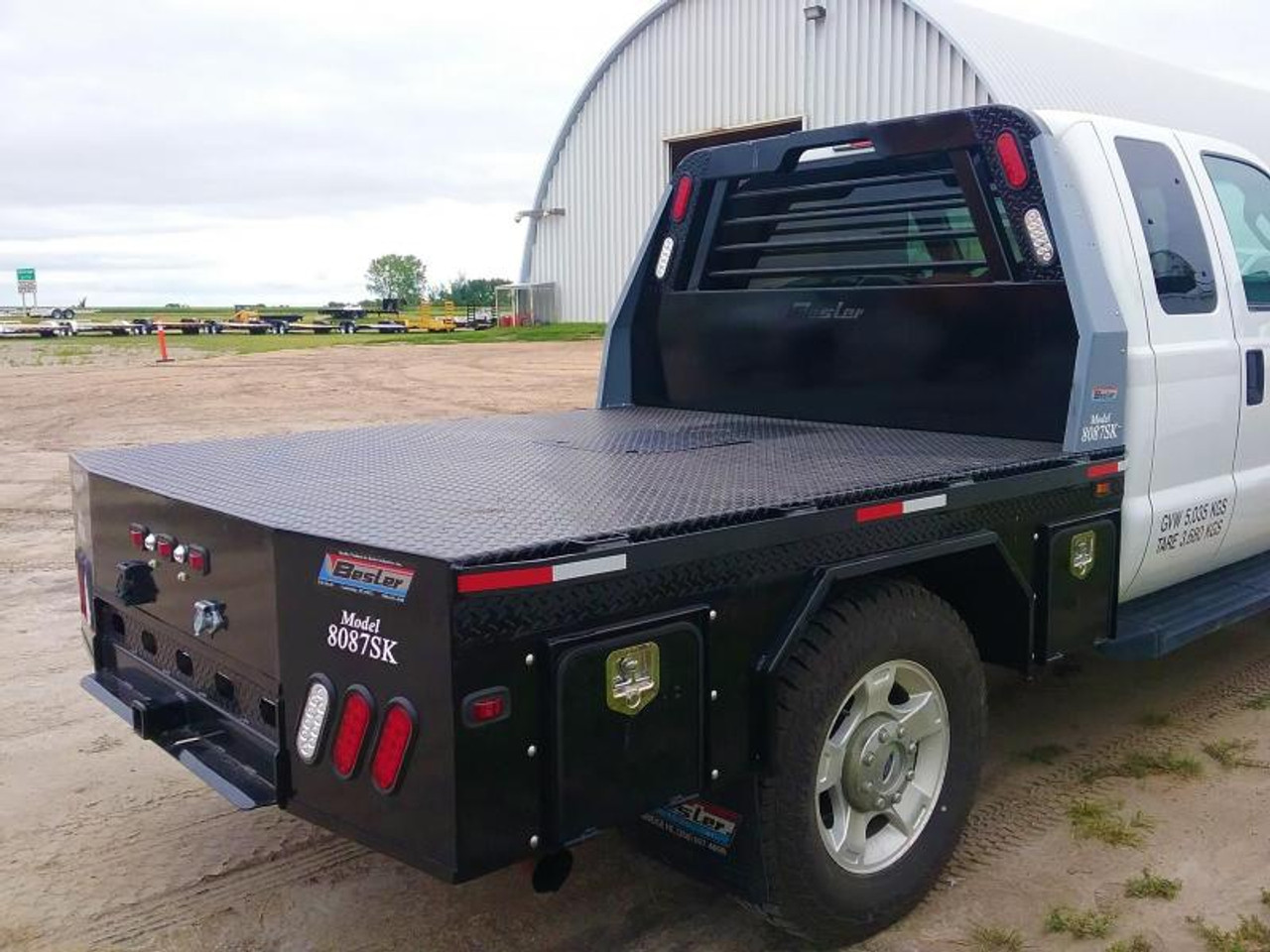 Besler Truck Bed - Series 8000