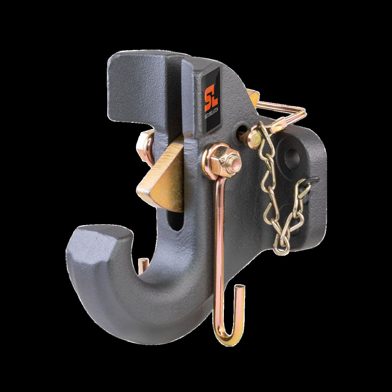 48505 --- SecureLatch™ Pintle Hook - 24,000 lb Capacity