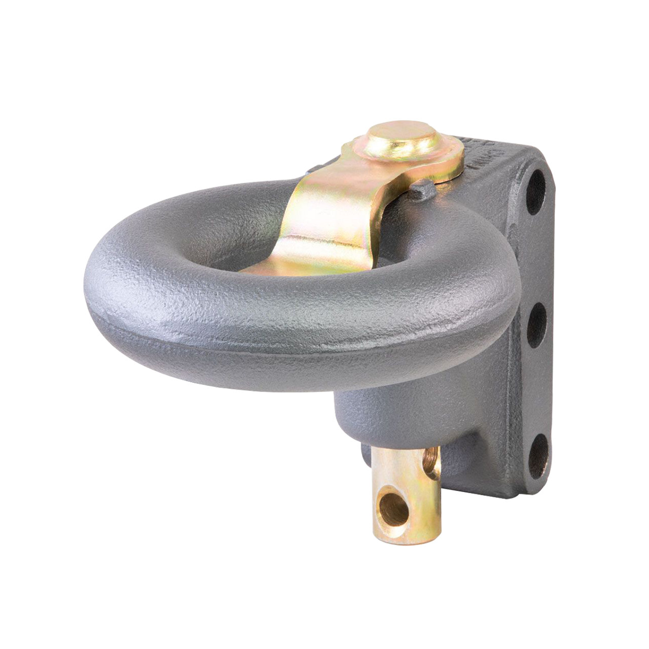 """48626 --- SecureLatch™ Channel Style  Adjustable 3"""" Tow Ring - 40,000 lb"""