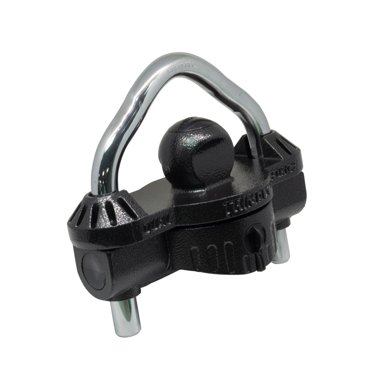 UMAX50DKEYED --- Trimax™ Universal Dual Trailer Coupler Lock - Keyed Alike