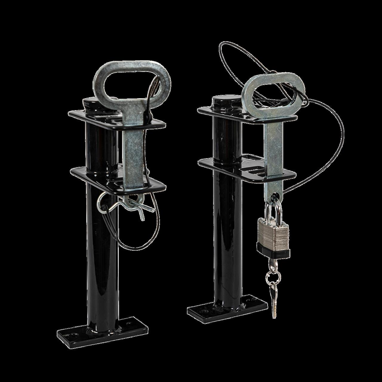 LT16 --- Lockable One Trimmer Rack