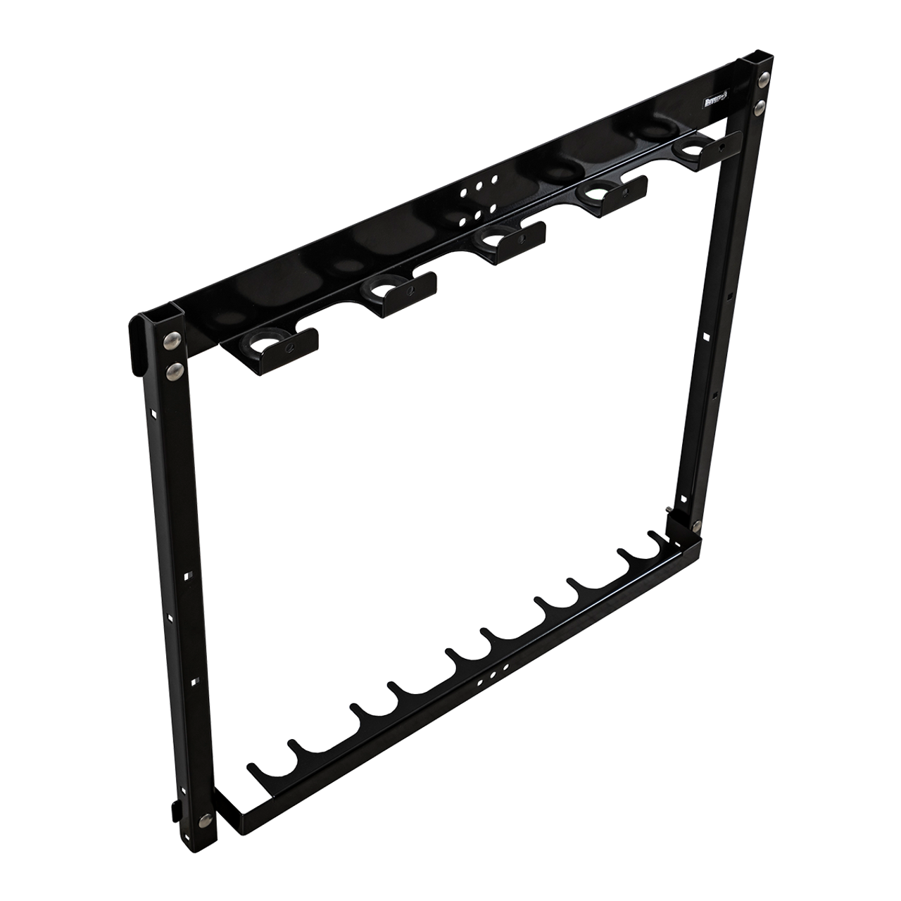 LT46 --- Hand Tool Rack for Open Trailer