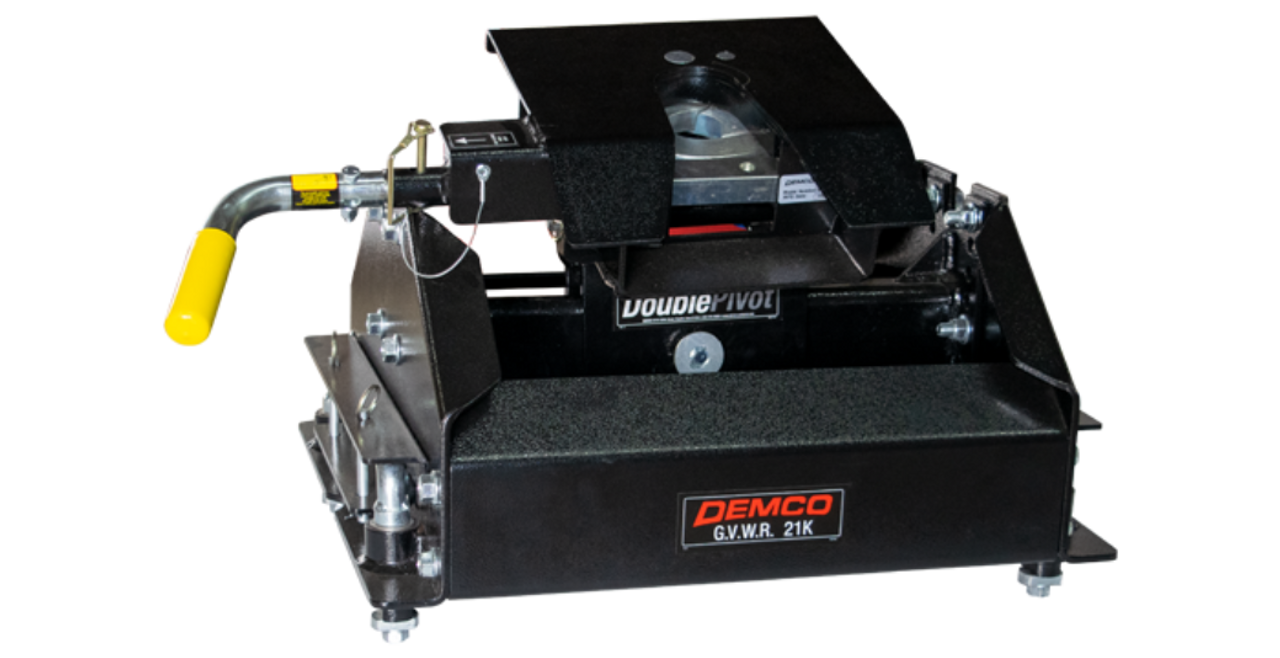 8550050 --- Demco 21K Fifth Wheel Hitch w/Chevy Prep Package - UMS Series