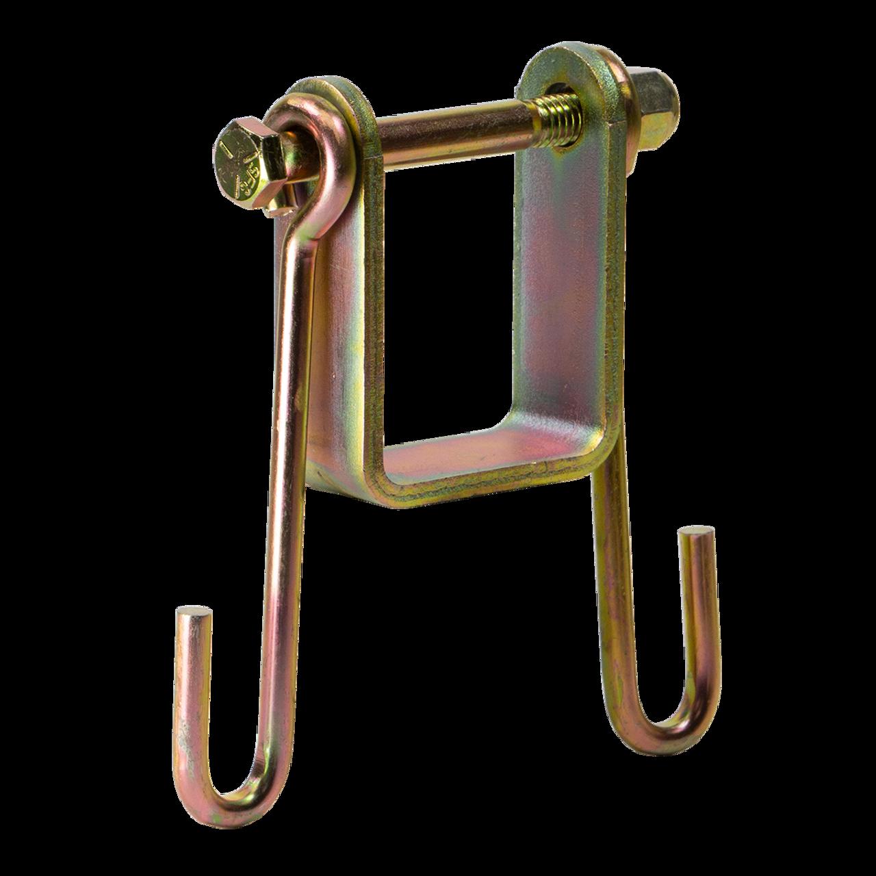 "45806 --- Trailer Safety Chain Holder Bracket for 2"" Shank"
