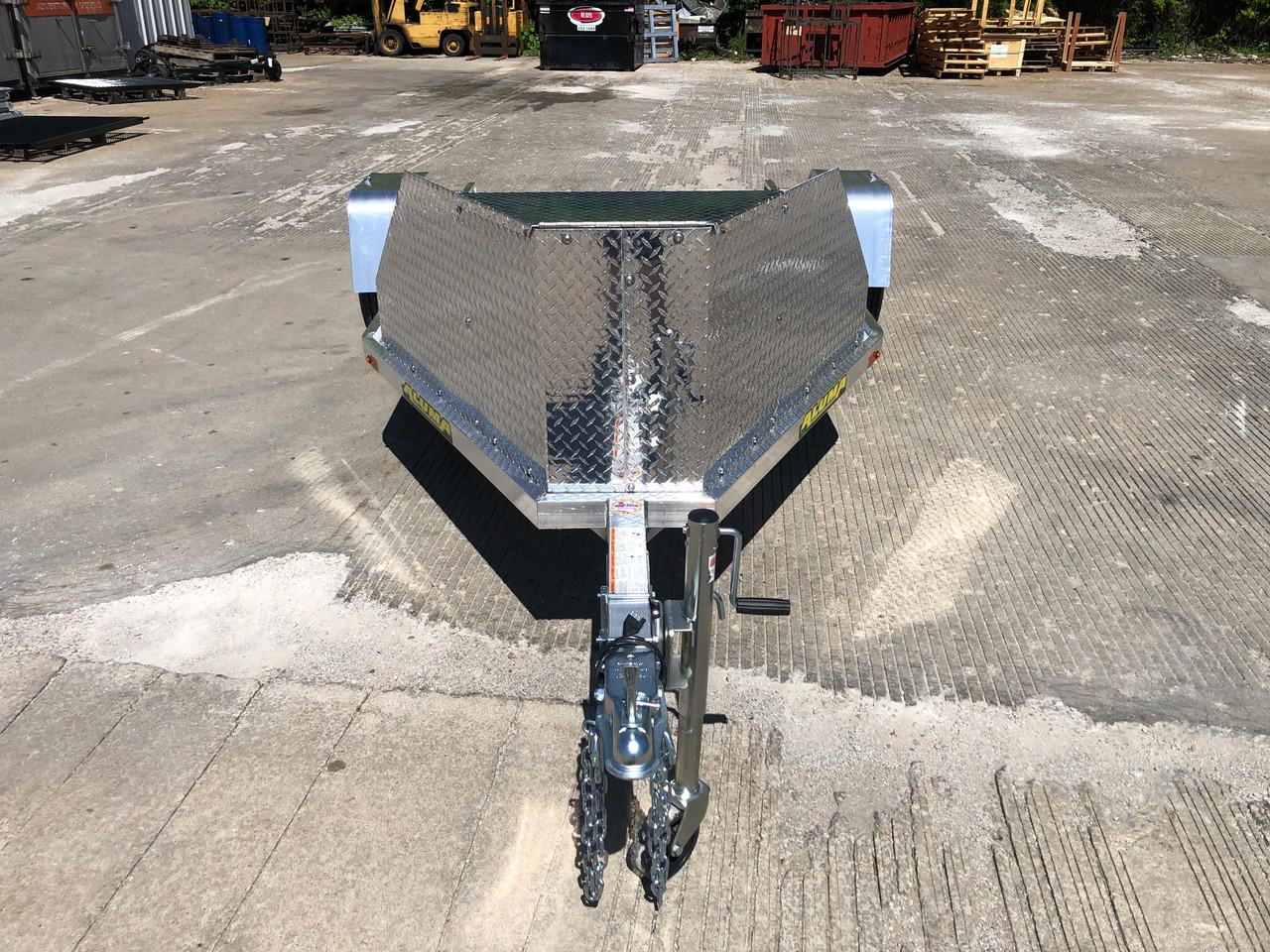 """ALTK1 --- 2021 Aluma 63"""" x 11' Trike Hauler --- #AL8198"""