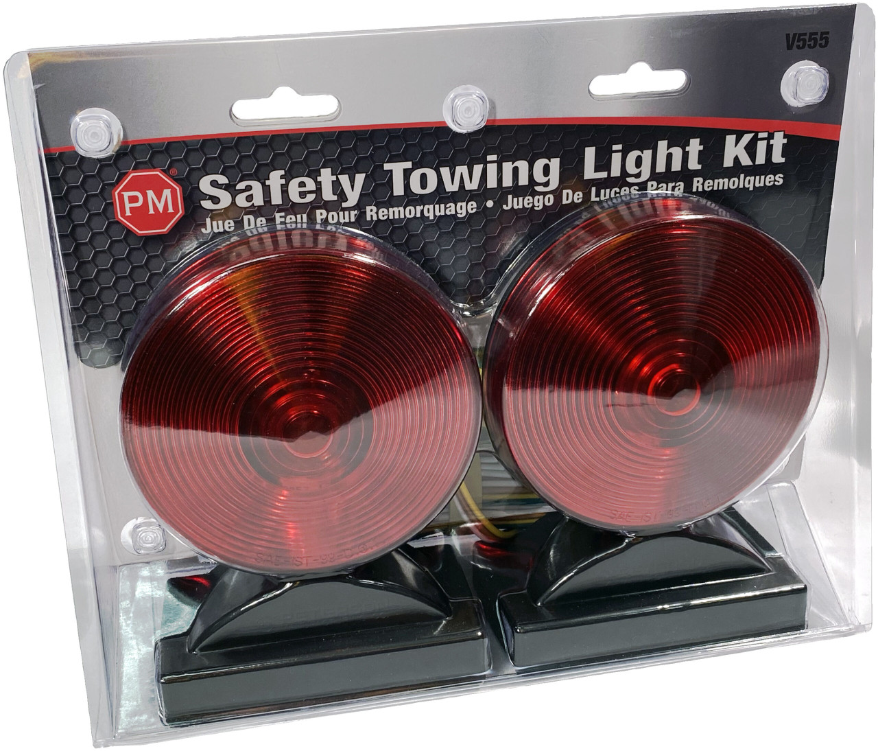 555 --- Magnetic Tow Lights