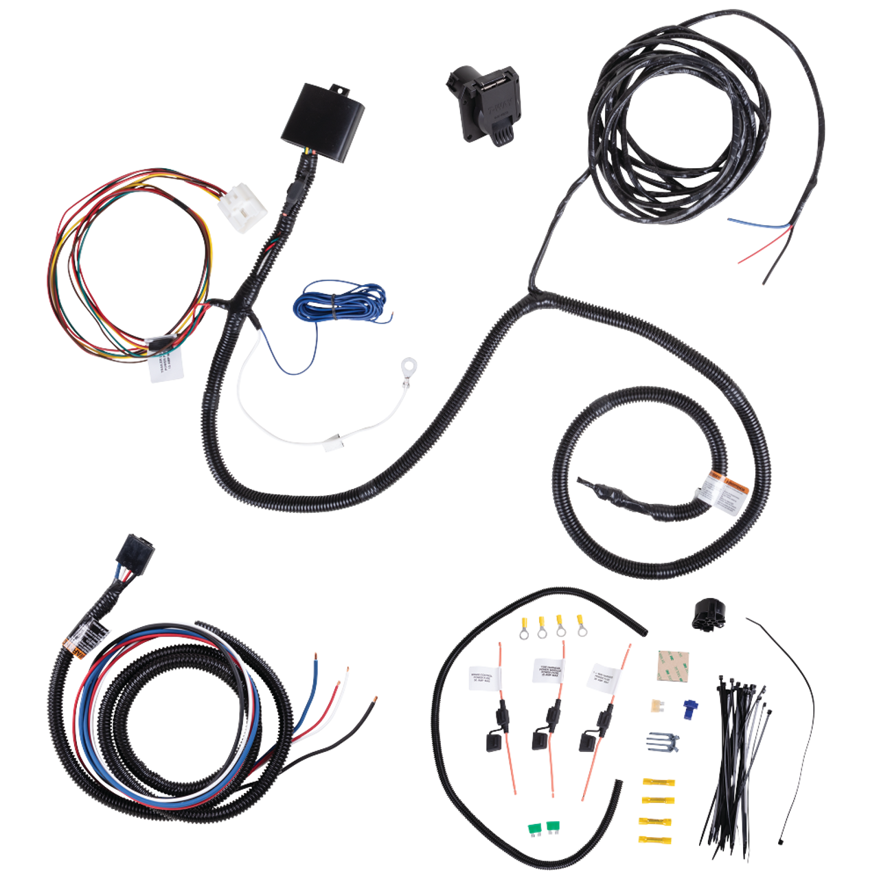 22125 --- Tow Harness, 7 Way Complete Kit
