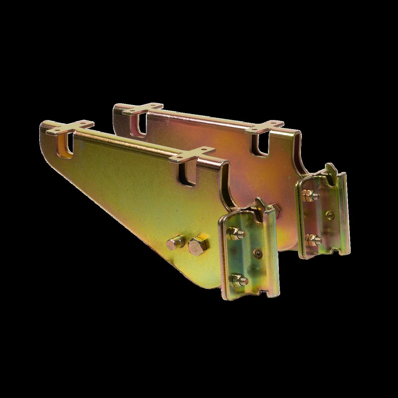 CS1727 --- Folding Shelf Brackets for X-Track/E-Track Systems