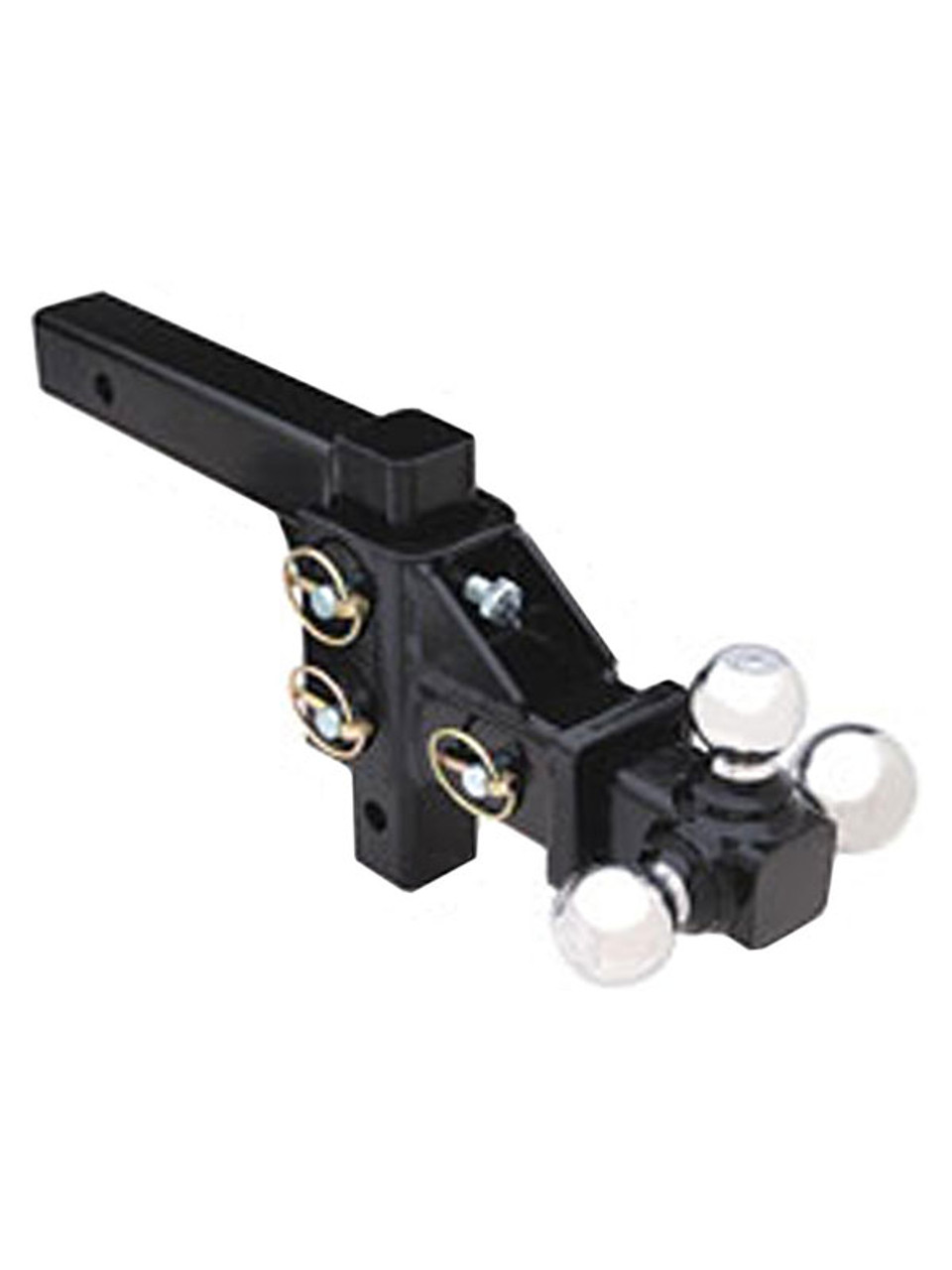 R5700-B --- Adjustable Ball Mount, Tri-Ball Combination, 10,000 lb maximum Capacity