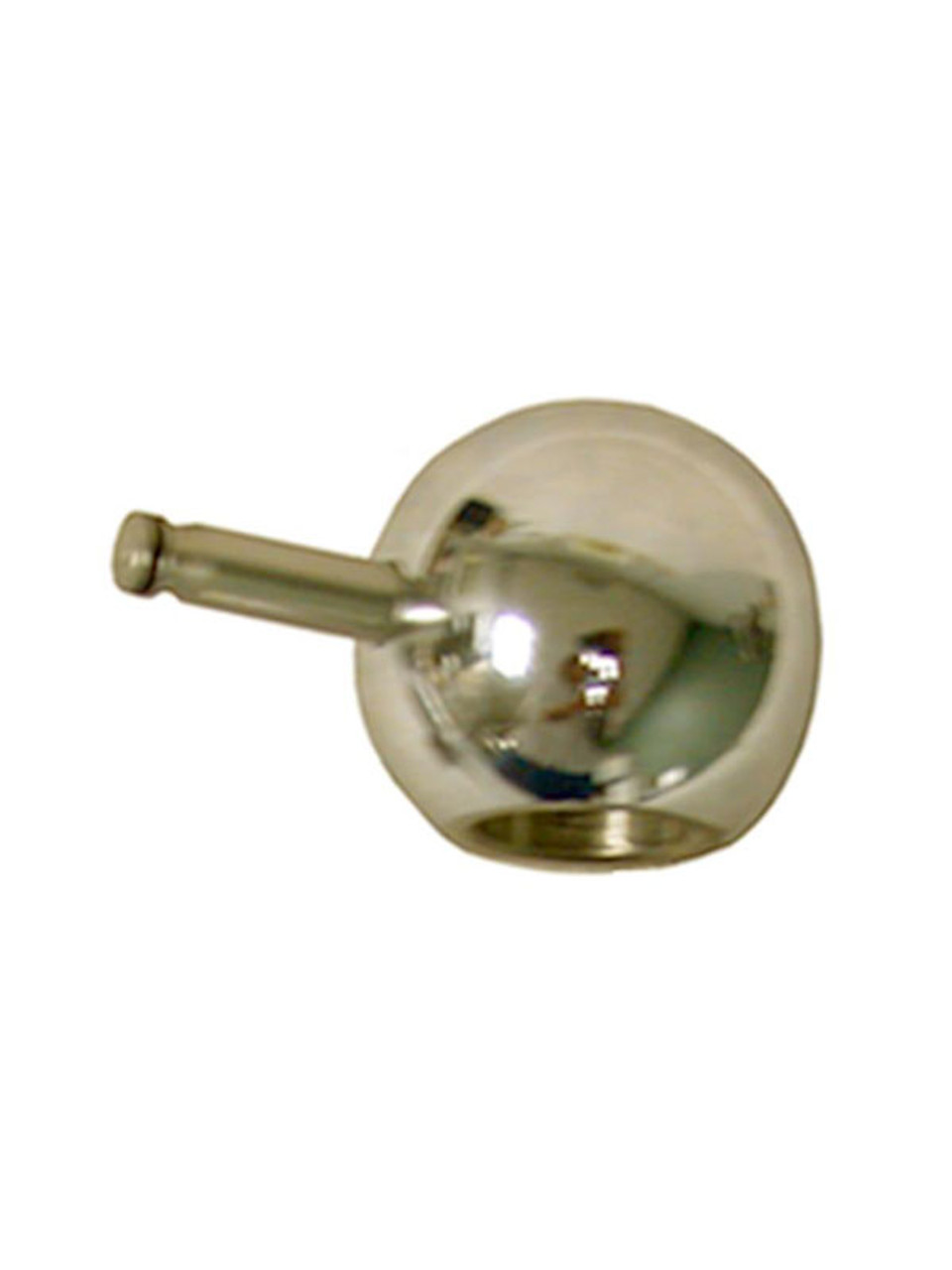 "CB401 --- Convert-A-Ball, 2"" Stainless Steel Hitch Ball"