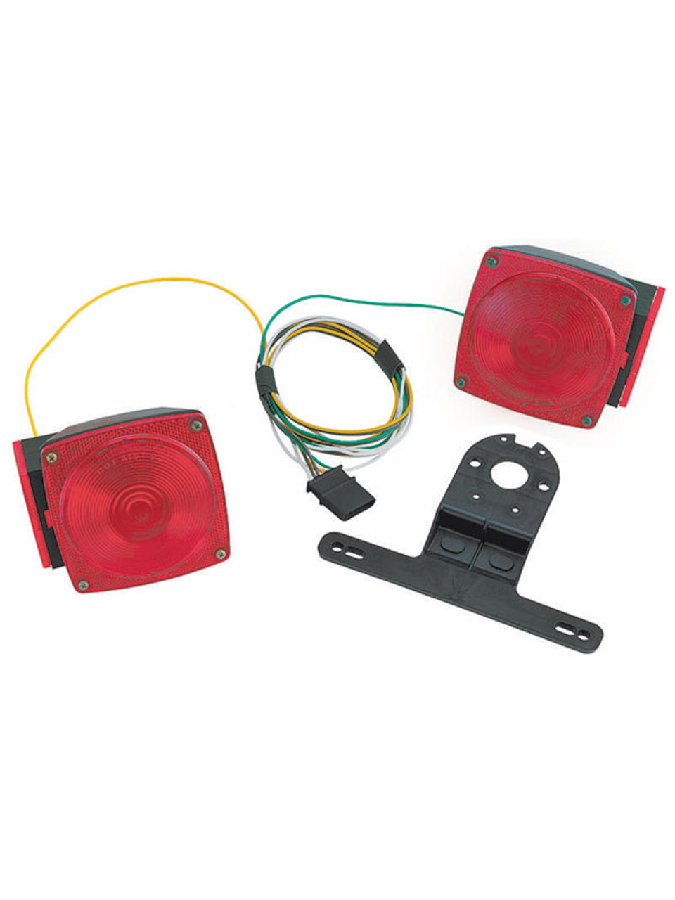 6504 --- Draw-Tite Cargo Carrier Light Kit with License Plate Bracket
