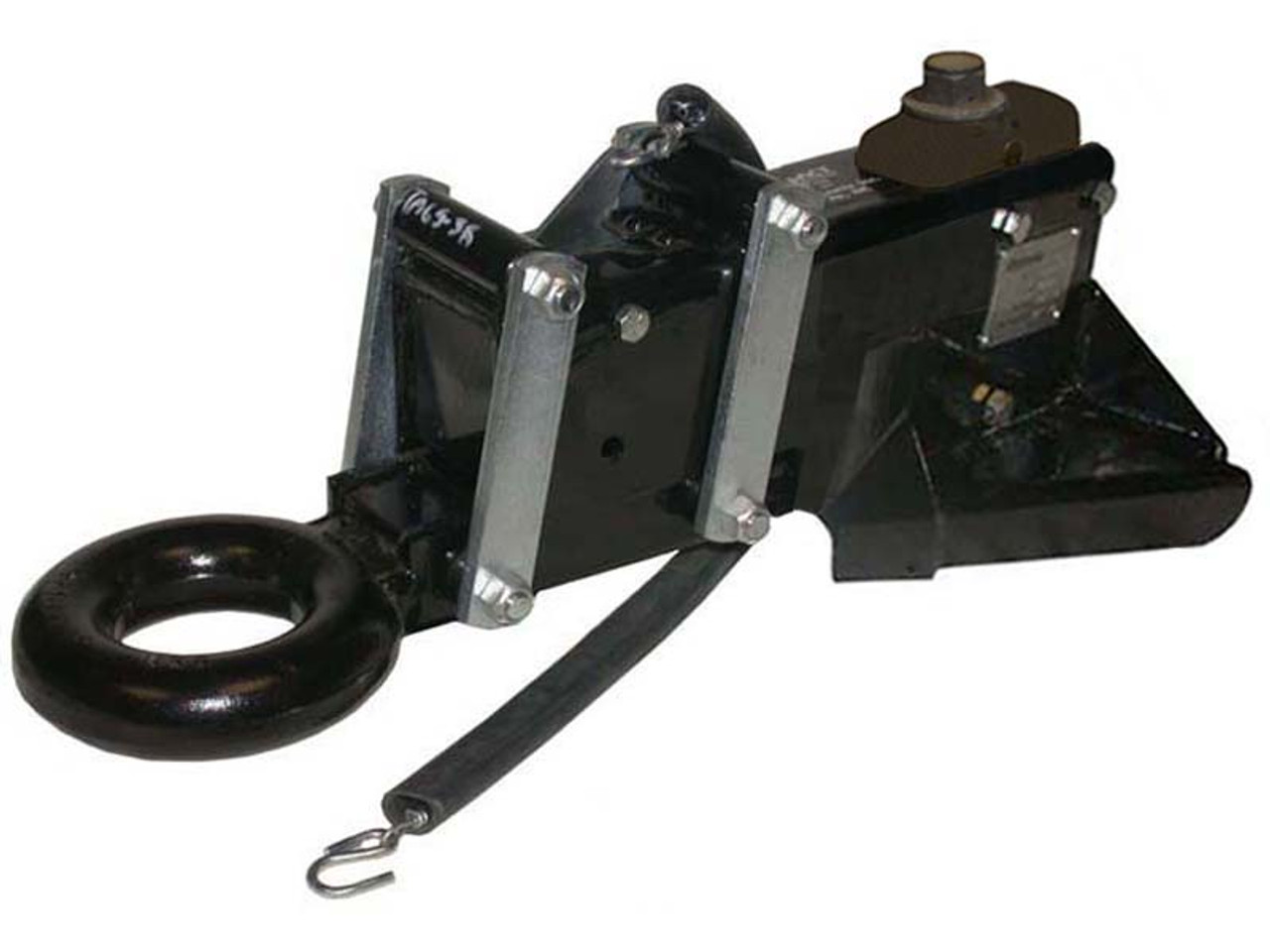 """TA6-R --- Hydro-Act Hydraulic Brake Actuator with 3"""" Tow Ring - 6,000 lb Capacity"""
