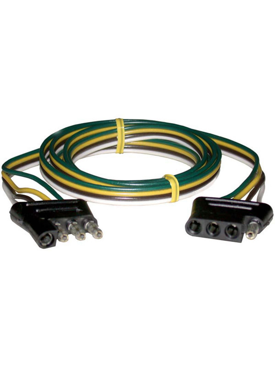 4PFC-60 --- 4-Prong Flat Vehicle and Trailer Ends