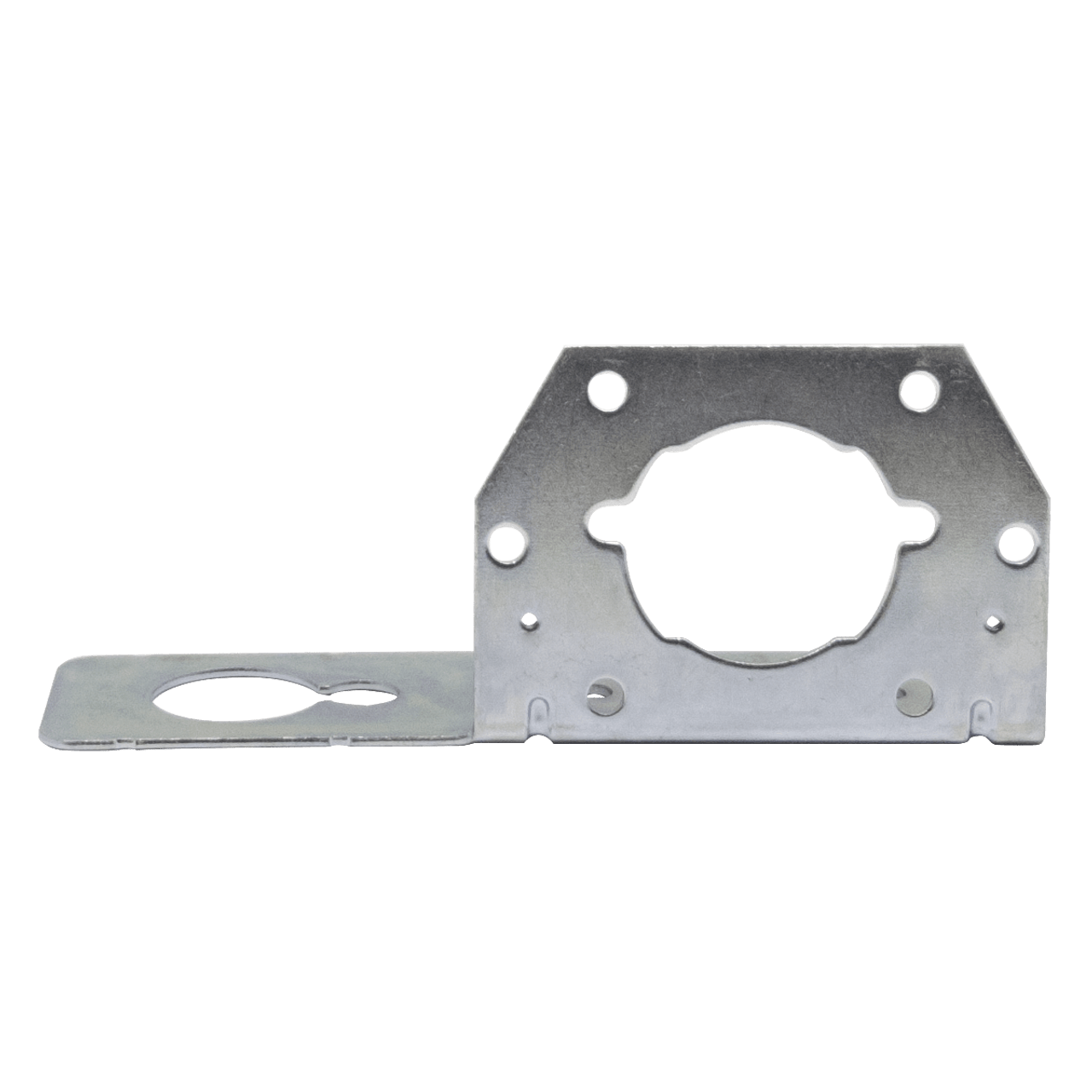 95D --- Mounting Bracket for 4-Way and 6-Way Round Connectors