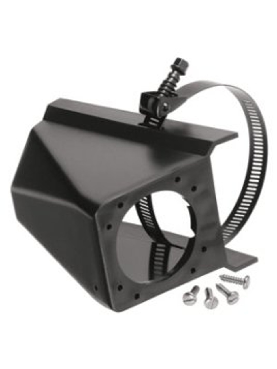118159 --- Mounting Box for 6-Way and 7-Way Connectors