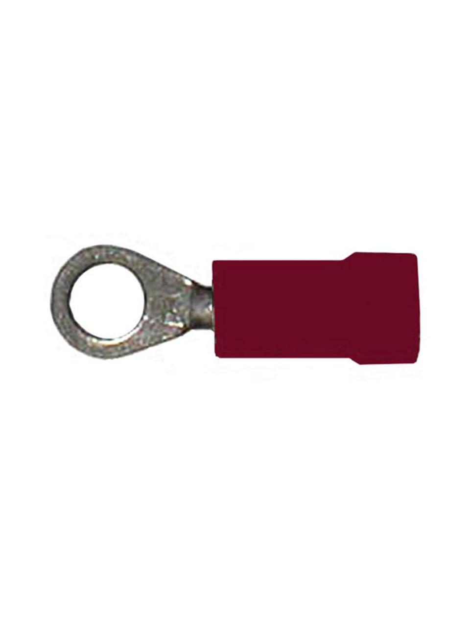 RR-8 --- Red Ring # 8 Terminal
