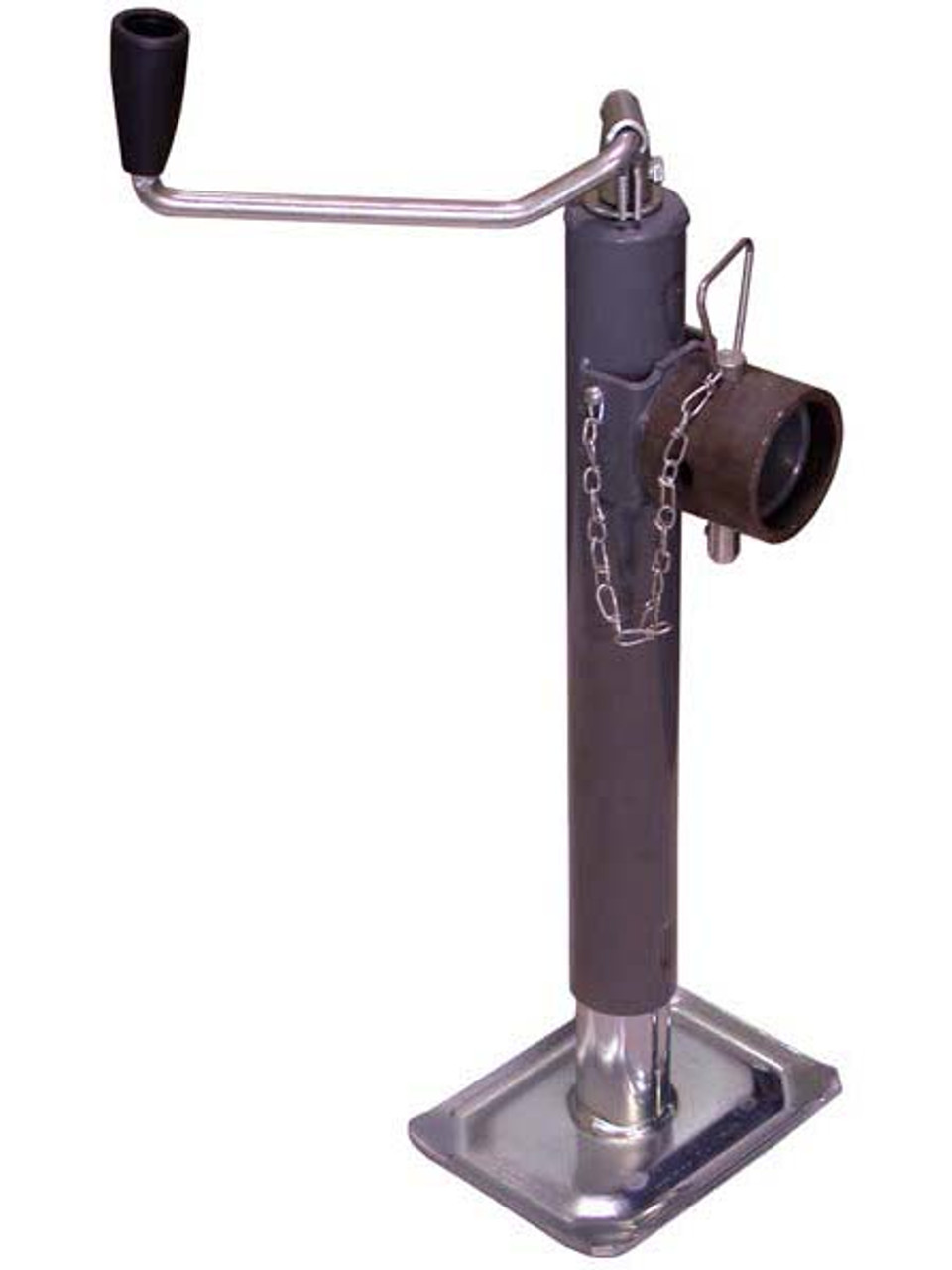 198200 --- BULLDOG Swivel Topwind Trailer Jack - 7,000 lb