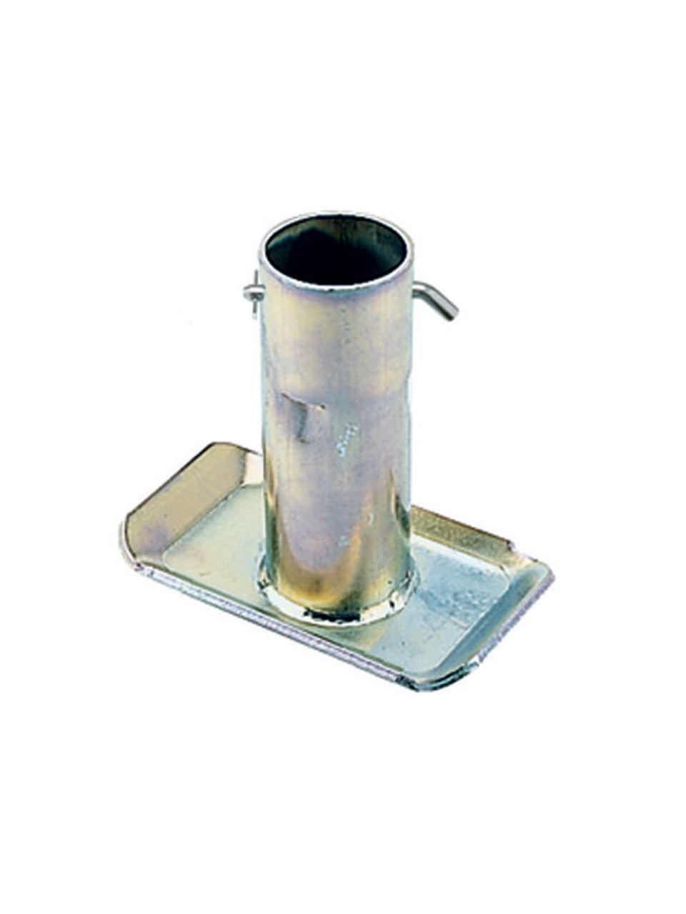 """82660 --- Extended Steel Jack Foot 8"""", Fits Jacks with 2"""" O.D. Inner Tube"""