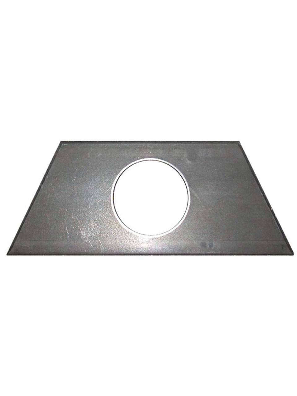 "80560 --- Bottom Support Plate, Fits Jack with 1-7/8"" O.D. Outer Tube"