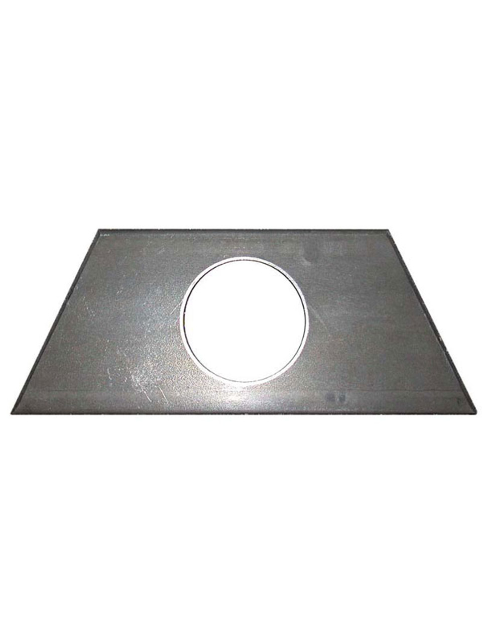 """83670 --- Bottom Support Plate, Fits Jack with 2-1/4"""" O.D. Outer Tube"""