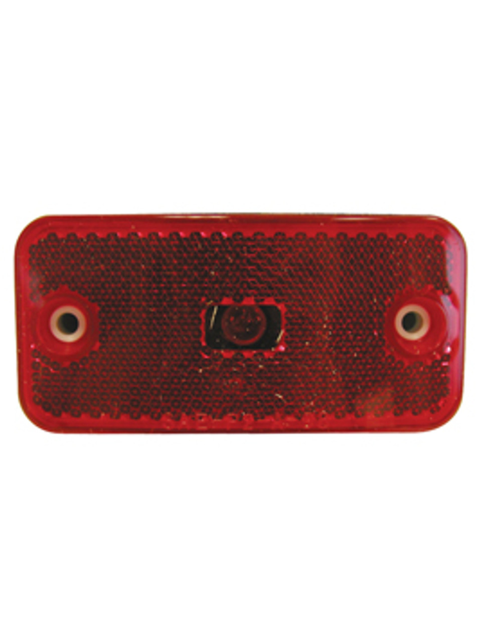2548R --- Rectangular Clearance/Side Marker Light with Reflector