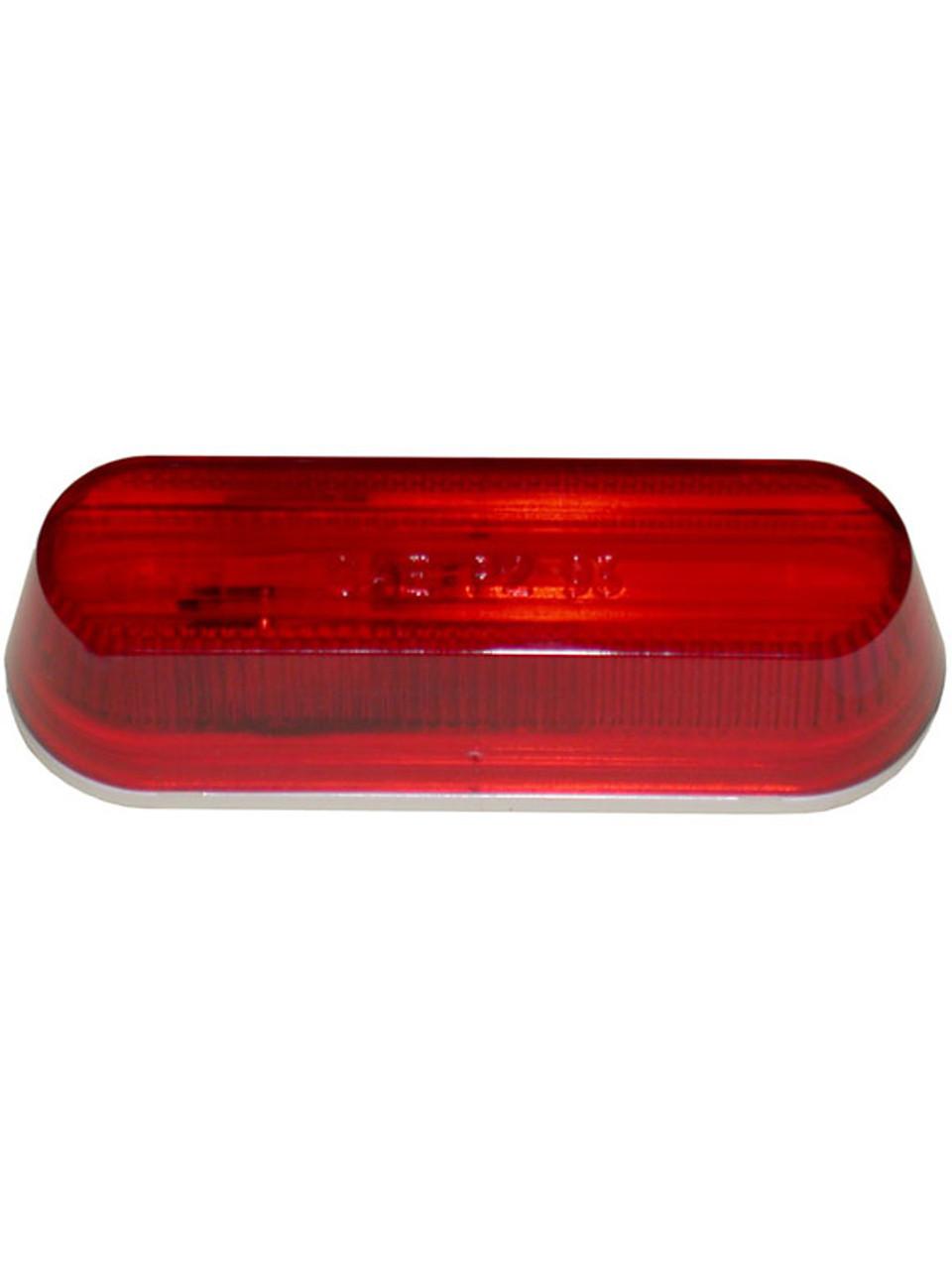 136R --- Oblong Clearance/Side Marker Light
