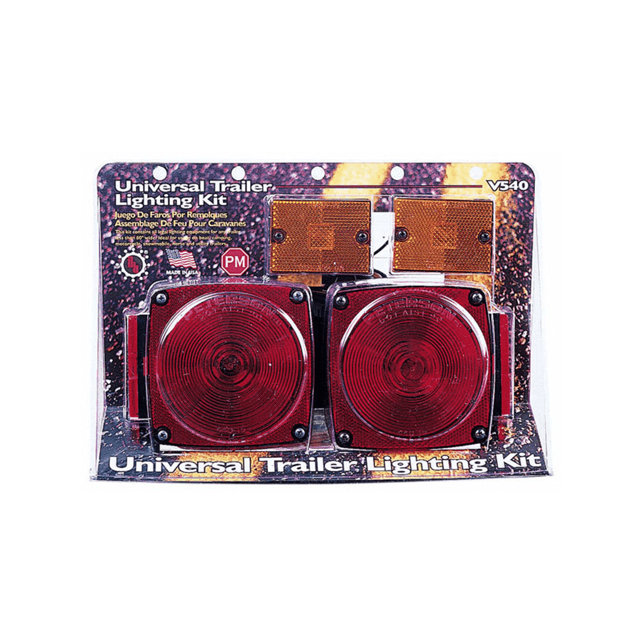 540 --- Trailer Light Kit