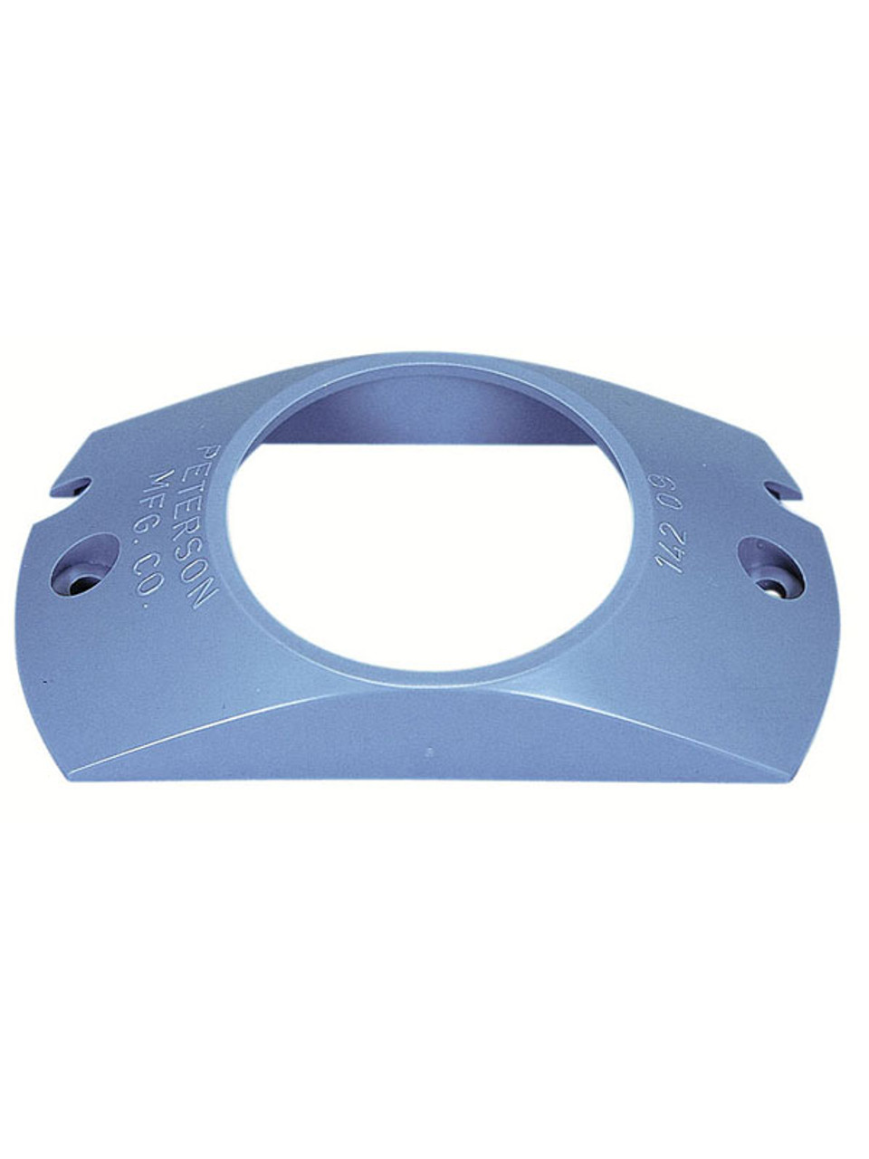 """142-09 --- Peterson Surface Mounting Bracket for 2-1/2"""" Round Lights"""
