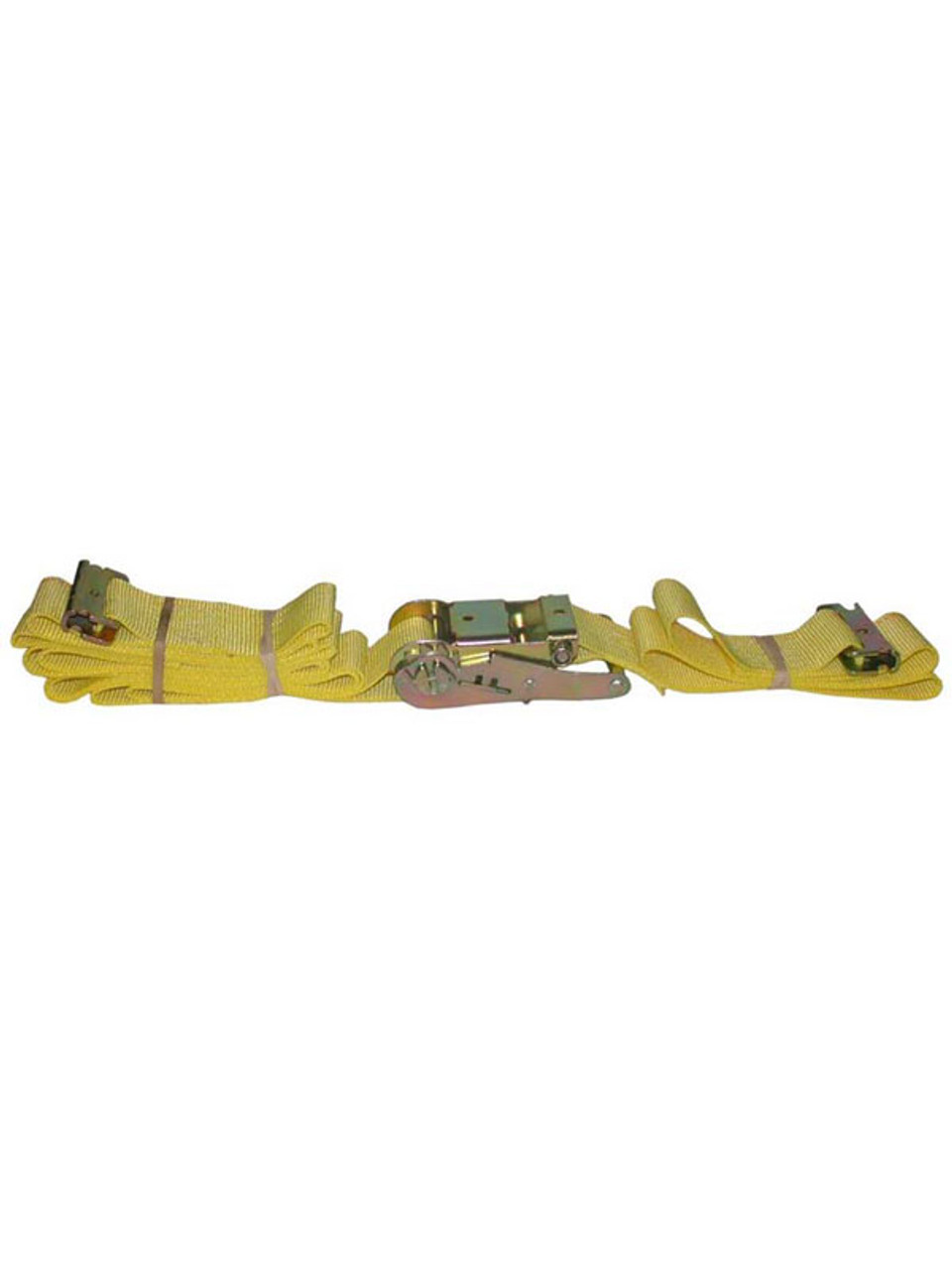 1075 --- E-Track Strap with Ratchet - 12'