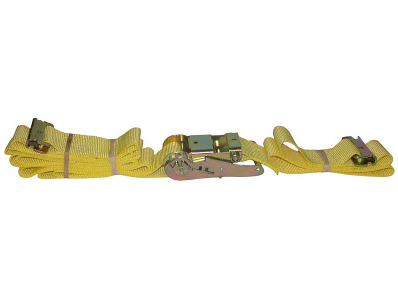 1076 --- E-Track Strap with Ratchet - 16'