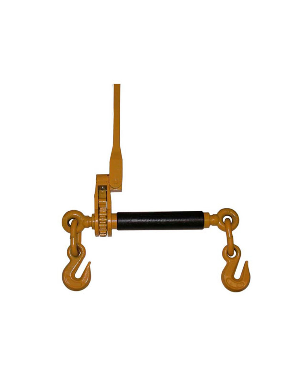 "QLBR38-7K --- QuikBinder Quick Ratchet Load Binder with Fold Down Handle - 3/8"" Chain Size"