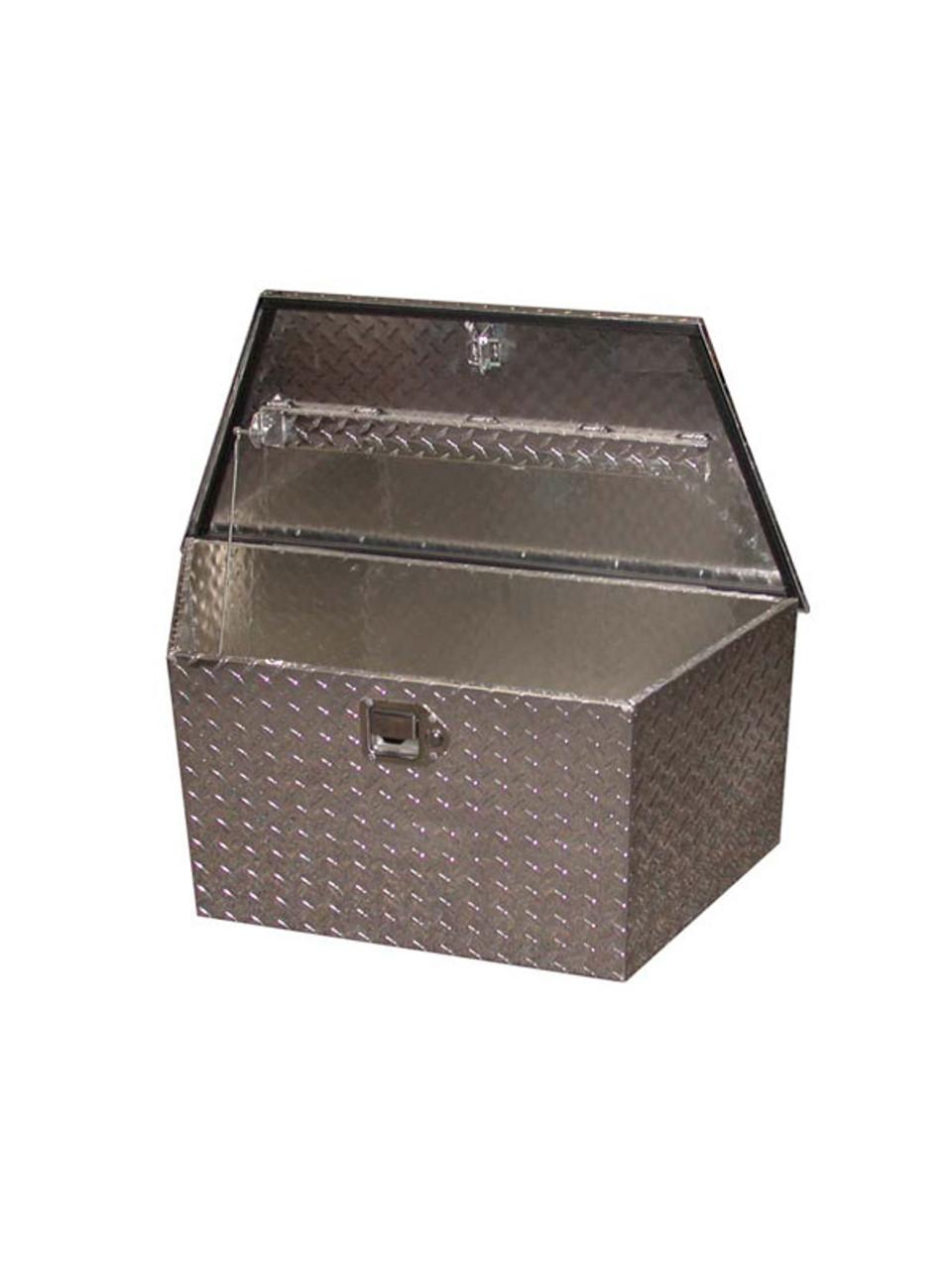 ATBA49 --- A-Frame Tool Box -  Aluminum