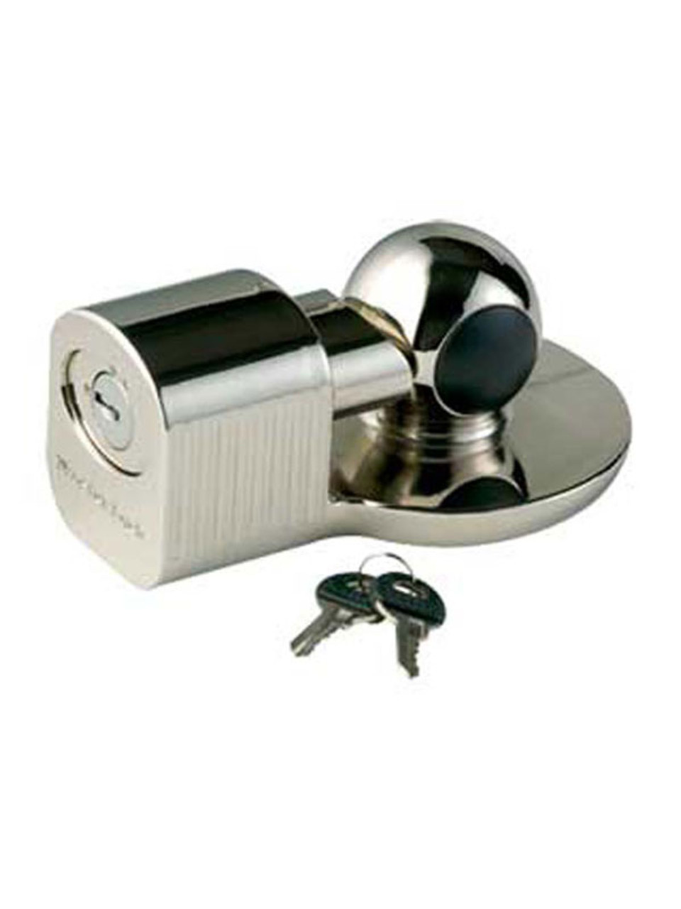 """CML1782 --- Master Lock 1-7/8"""" & 2"""" Trailer Coupler Lock"""