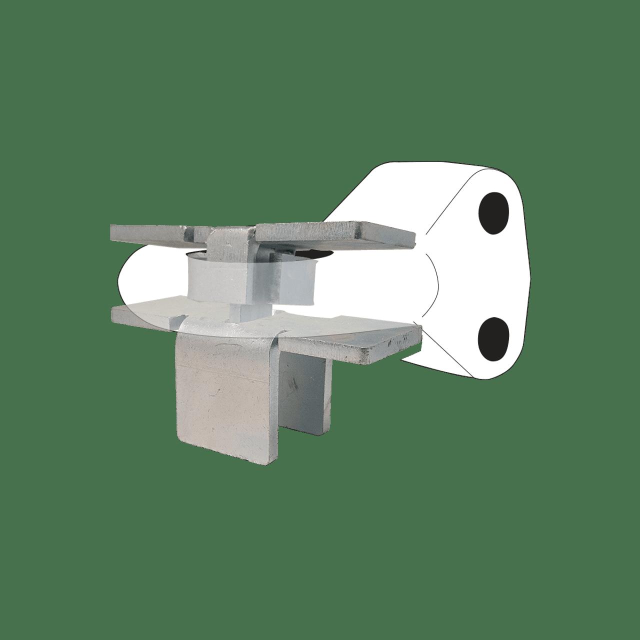CTRL253 --- Croft Tow Ring Lock