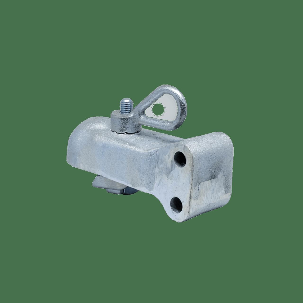 """AH3 --- CROFT Adjustable Coupler with N-3 Loop Nut - 7,000lb Capacity - 2"""""""