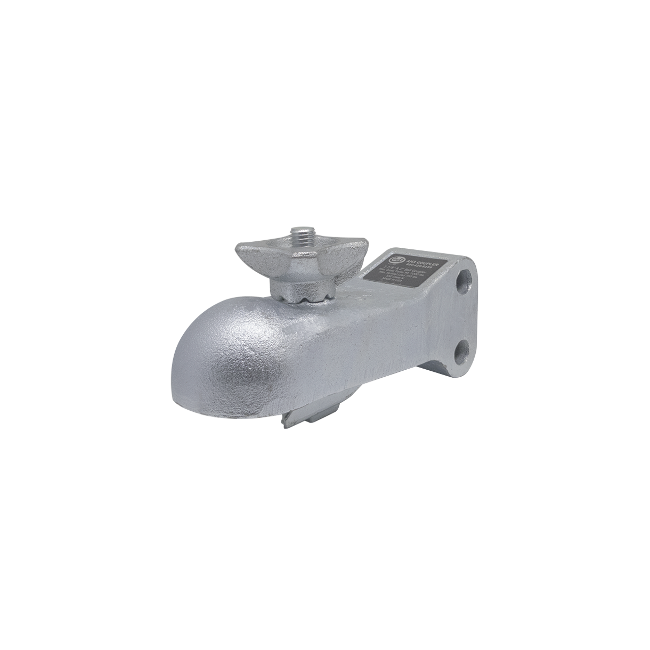 "AH3K --- CROFT Adjustable Coupler with K-3 Handwheel - 7,000lb Capacity - 2"""