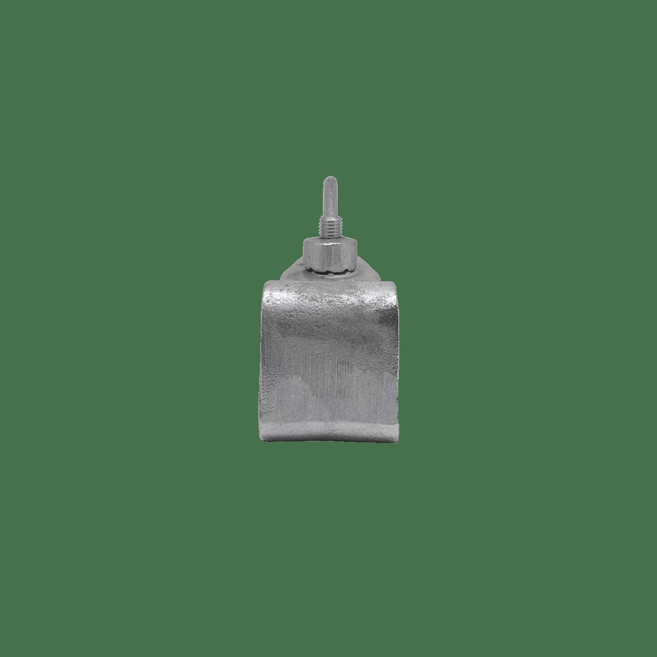 """AH4 --- CROFT Adjustable Coupler with N-3 Loop Nut - 12,000lb Capacity - 2-5/16"""""""