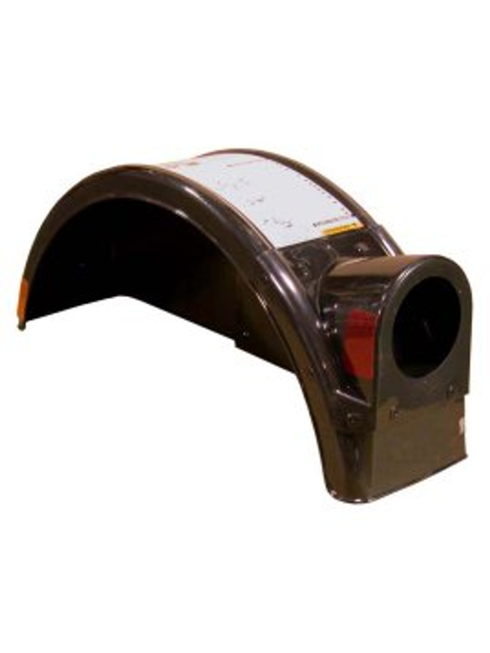 03772X --- CROFT Tow Dolly Fender - Left Side