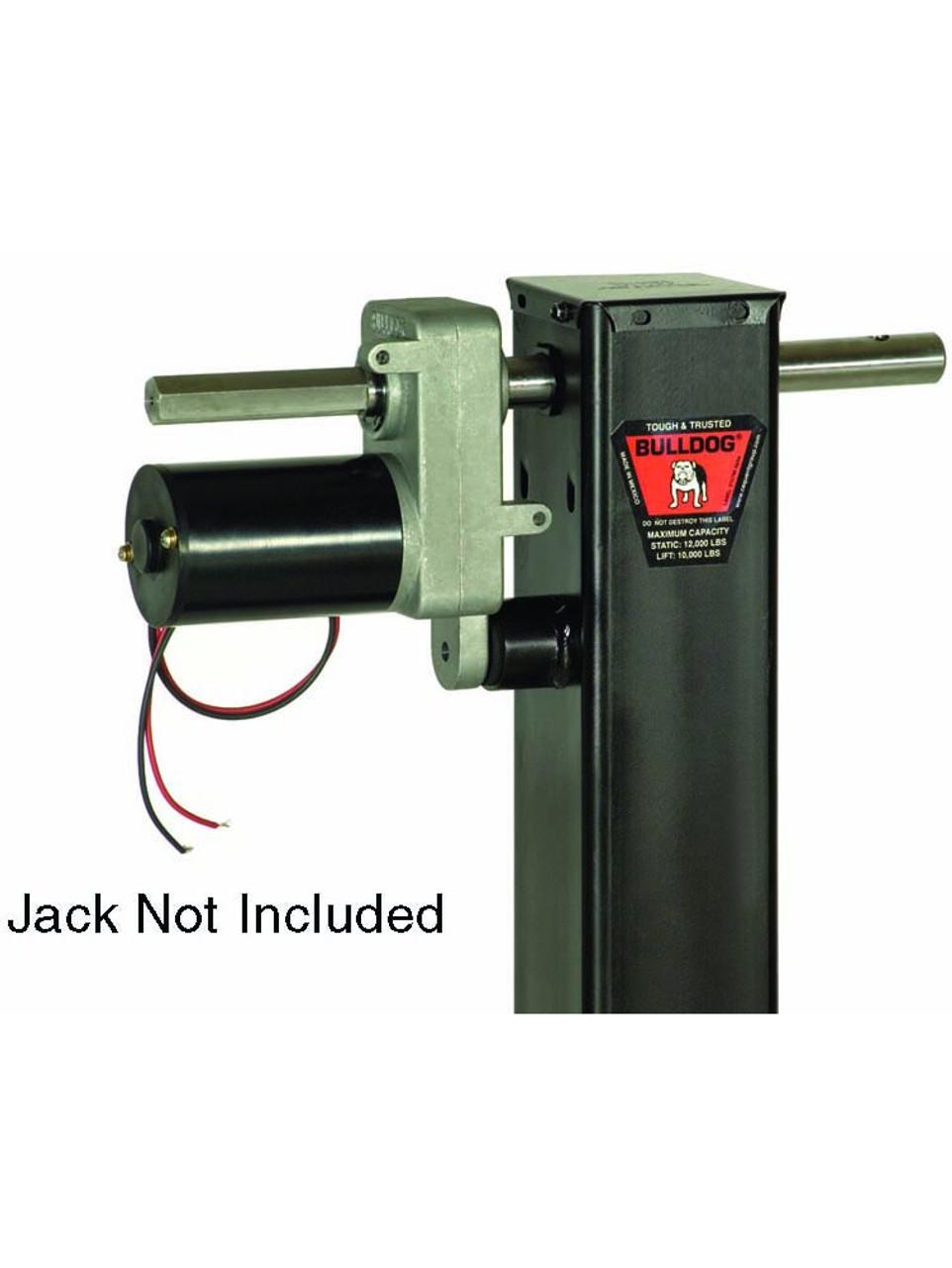 EMK12K --- BULLDOG Aftermarket Electric Motor Kit for BULLDOG Jacks