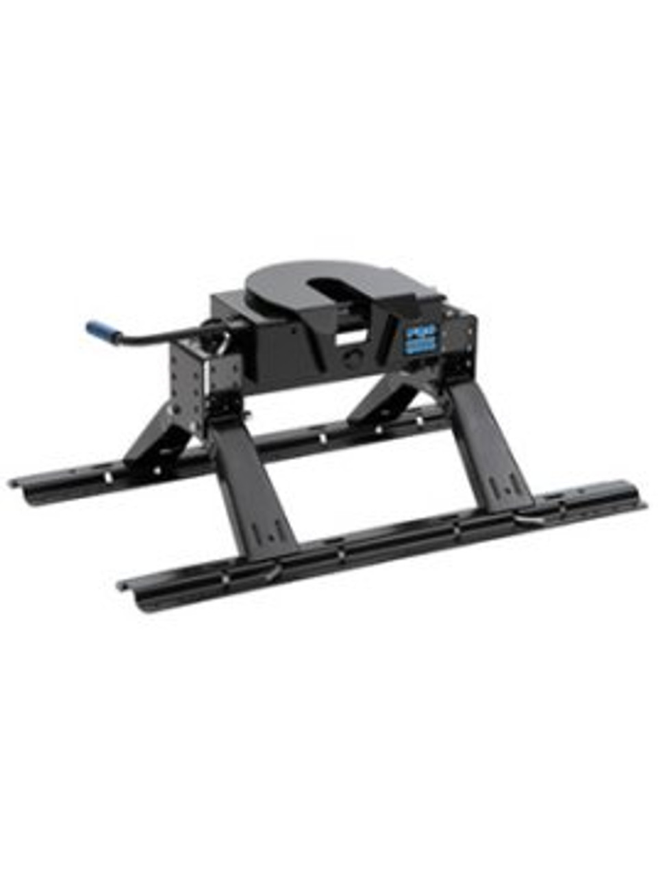 30128 --- Pro Series 15K Fifth Wheel Hitch with Universal Rails & Installation Kit