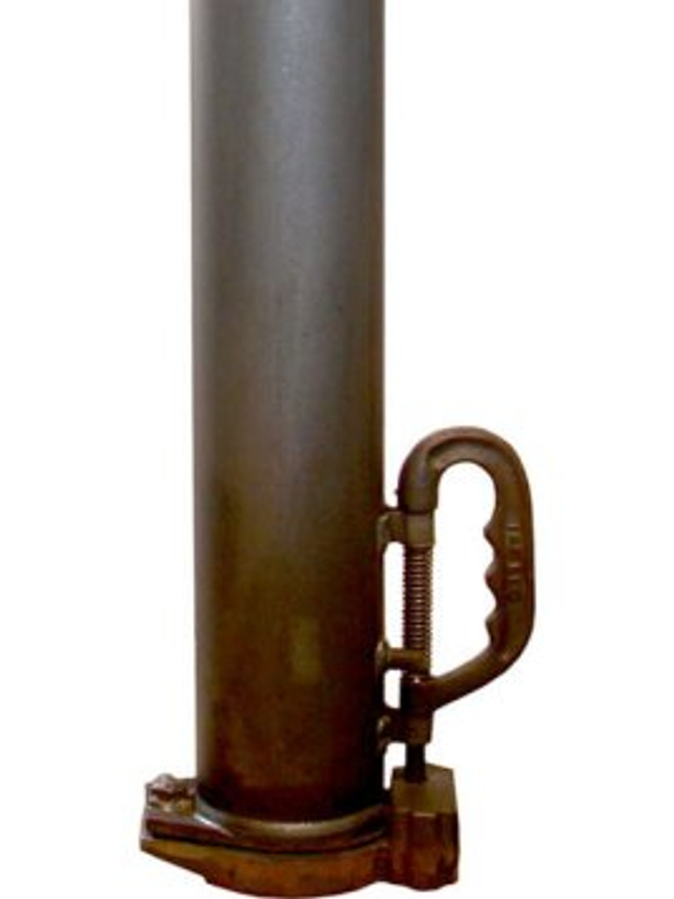 "HB844-34 --- BULLDOG Gooseneck Coupler with 32"" Pipe - 20,000 lb Capacity"