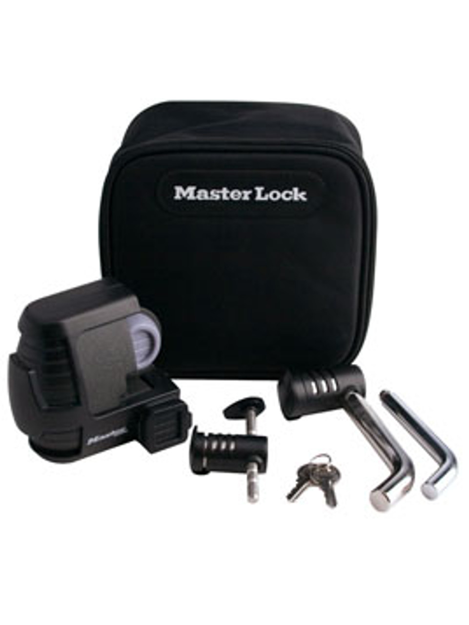 RCL3 --- Master Lock Universal Trailer Coupler and Hitch Lock Keyed Alike Kit