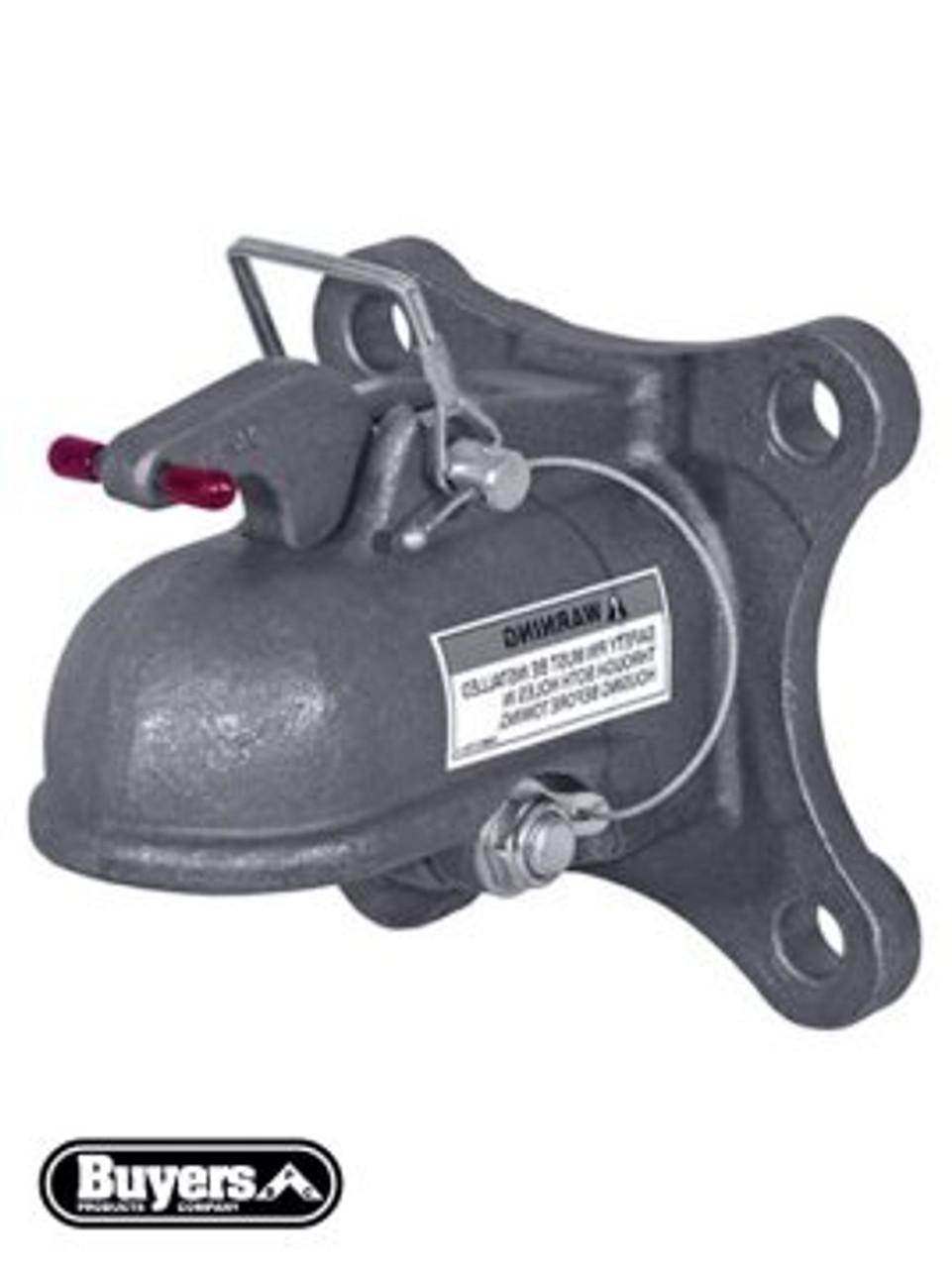 BOC2516C --- Buyers Plate-Mount Coupler - 15,000 lb Capacity
