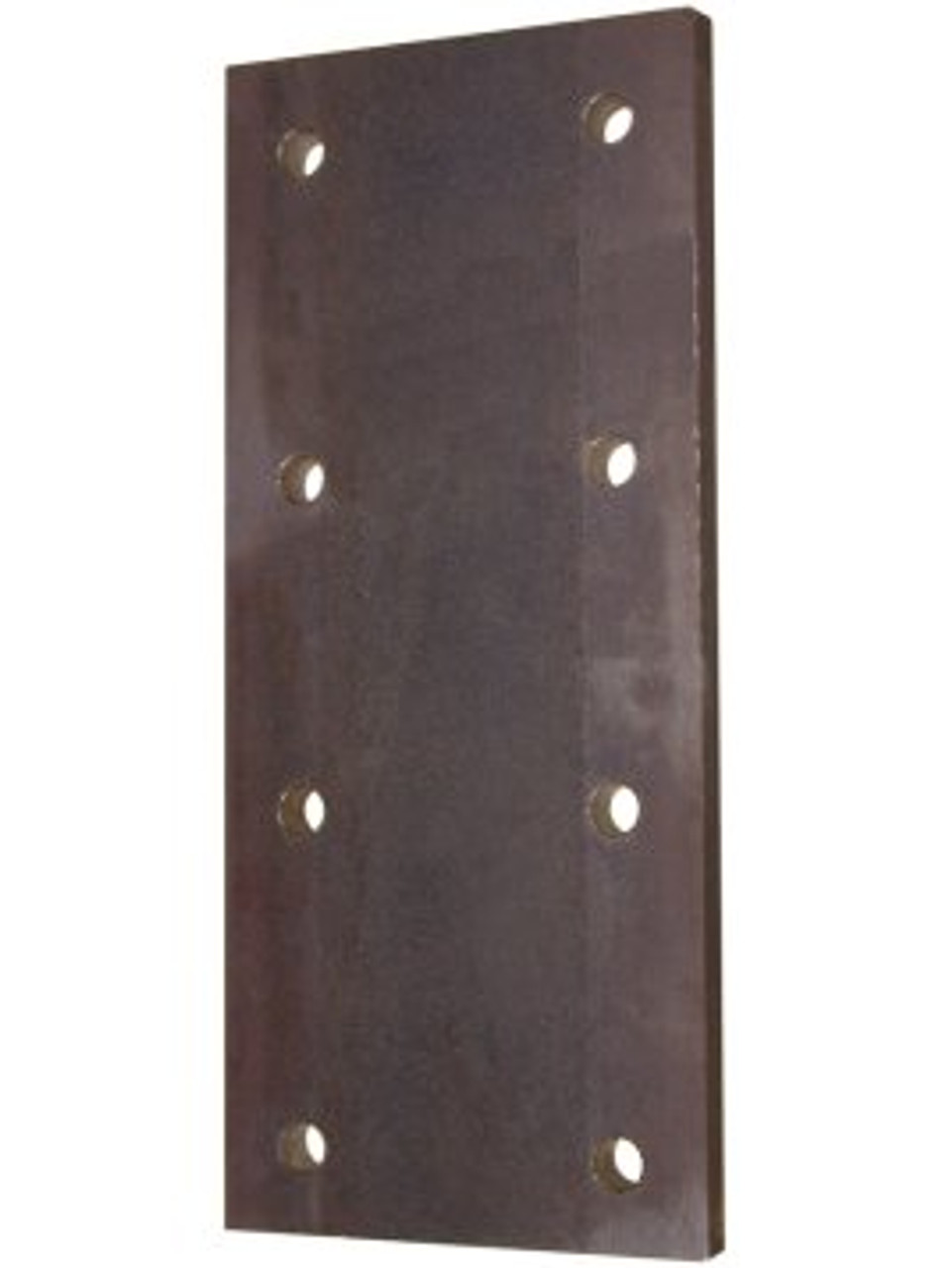 "TNP71634 --- Trailer Nose Plate - 3/4"" Thick"