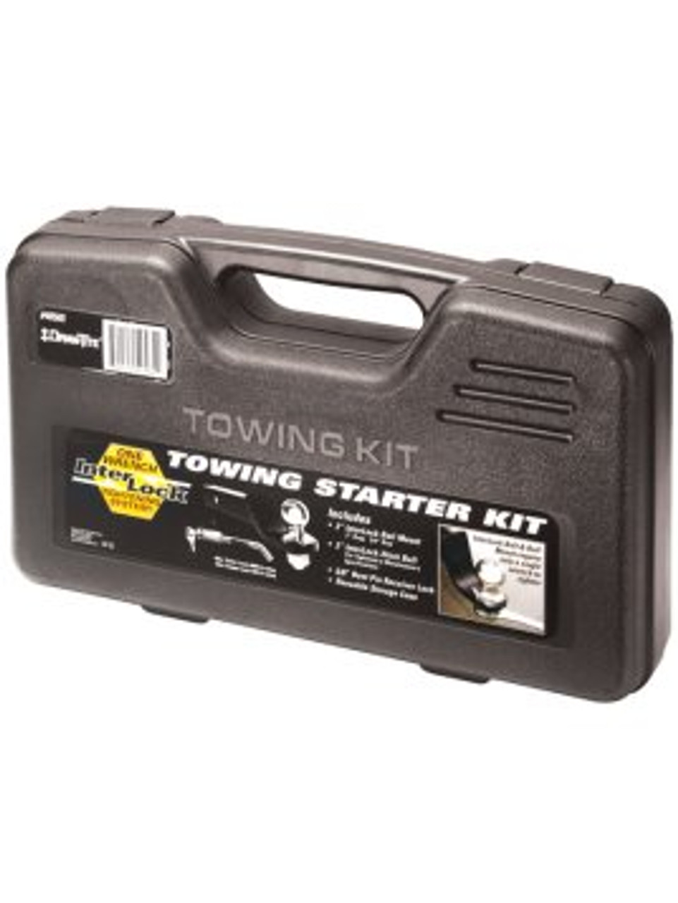 40565 --- Draw-Tite®  Towing Starter Kit - Includes  Ball, Ball Mount & Lock