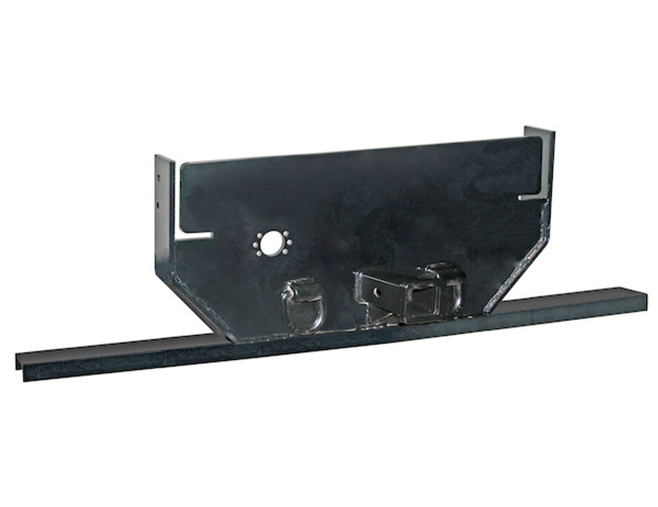 """1809061 --- Hitch Plate with 2-1/2""""  Receiver Tube for Ford"""