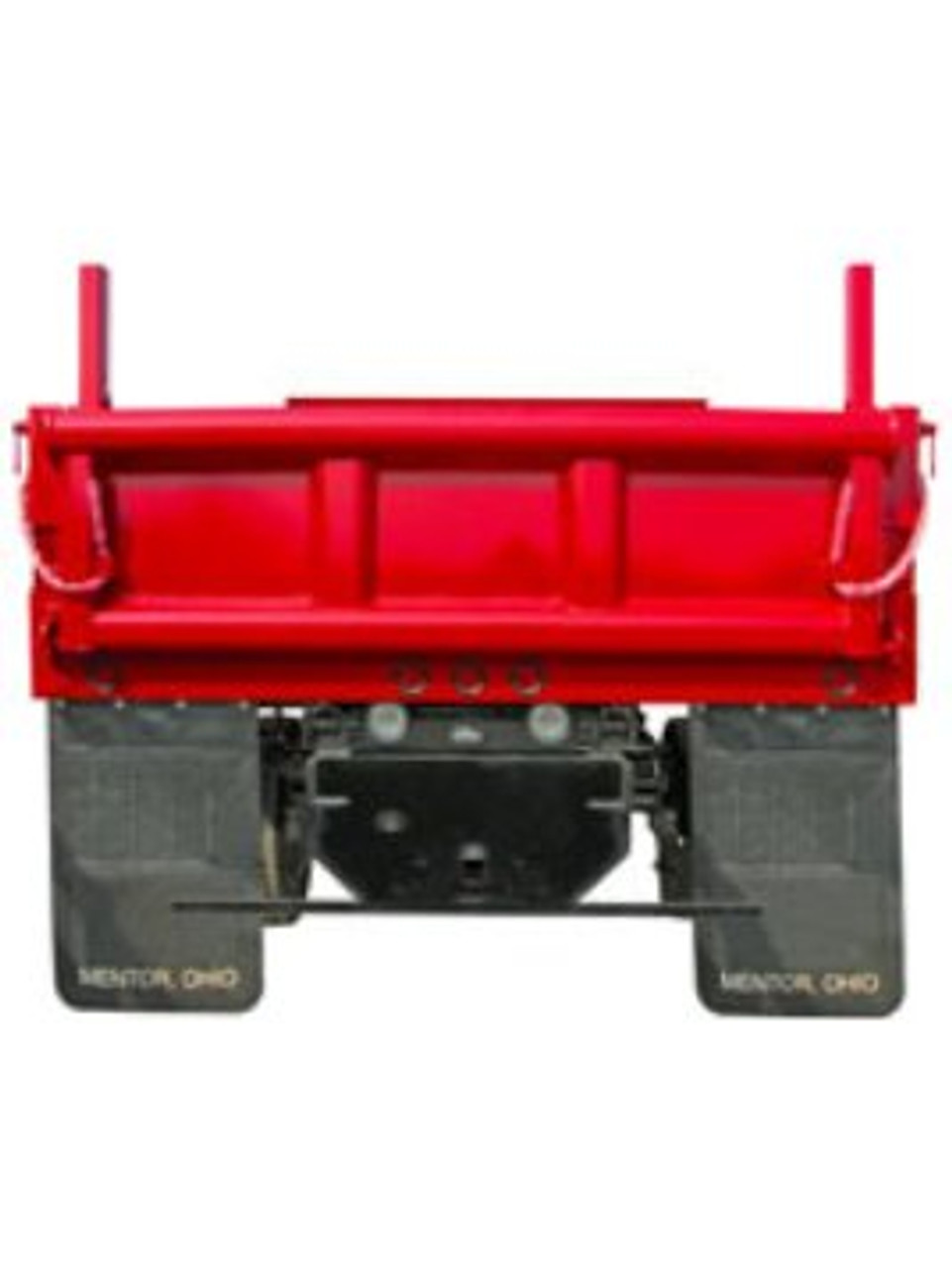 """1809067 --- Hitch Plate with 2"""" Receiver Tube for Dodge"""