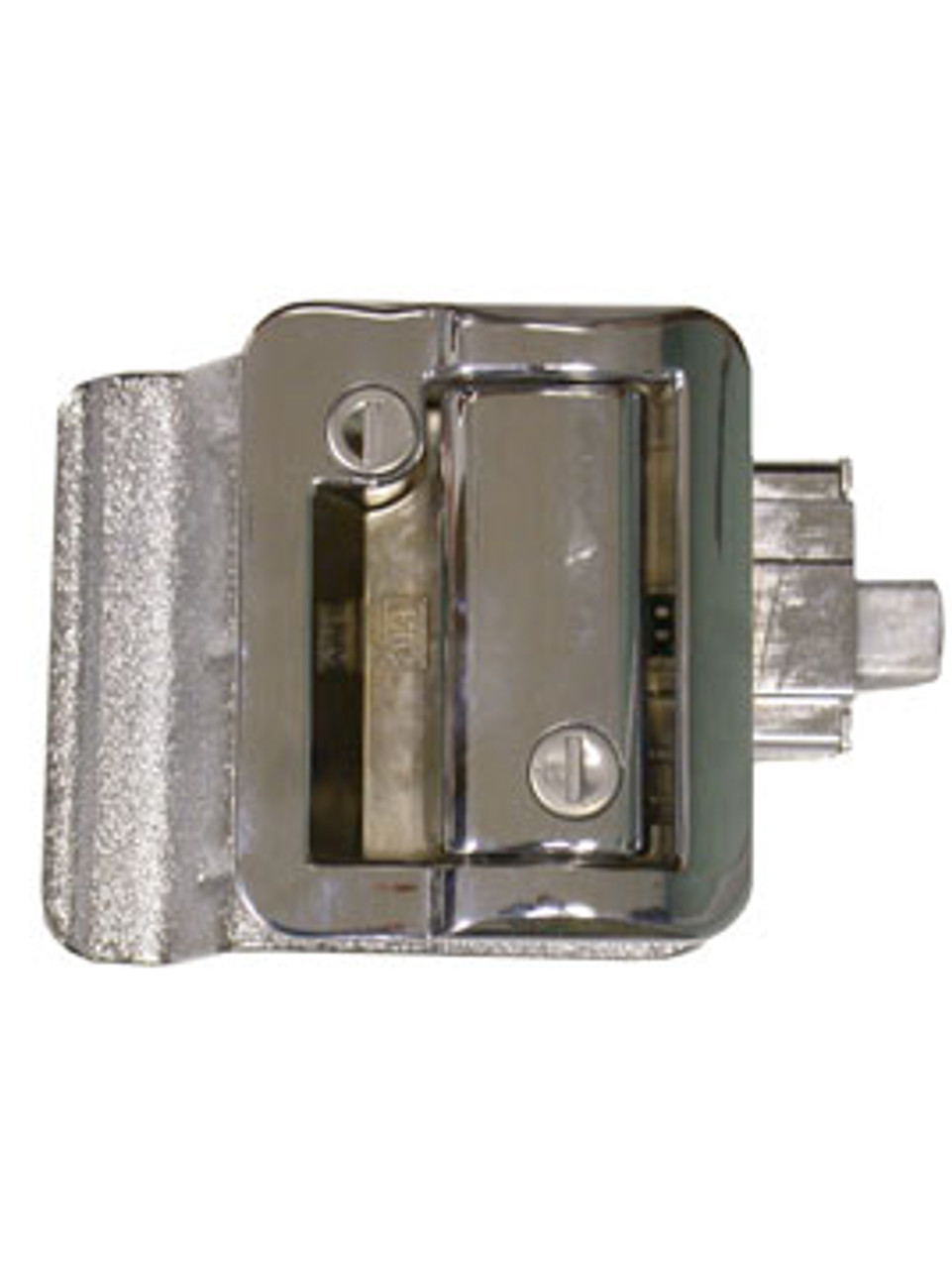 540195 --- Paddle Latch, Flush Mount Dead-Bolt Lock